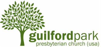 Guilford Park Presbyterian Church supports A Simple Gesture Greensboro