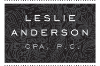 Leslie Anderson, CPA