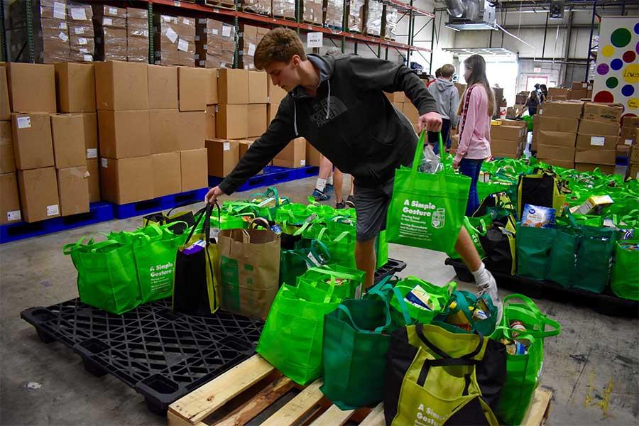 Commercial Donation Program